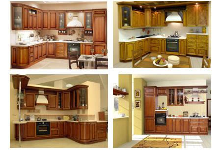 Вся мебель производитель кухонной мебели в Зеленограде. Более 20 класси